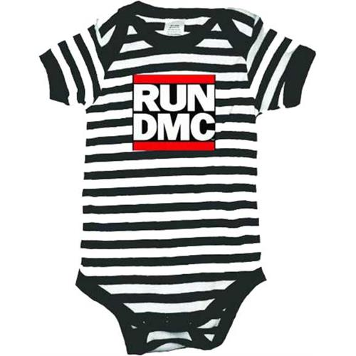 Run-DMC - Logo (Black And White)