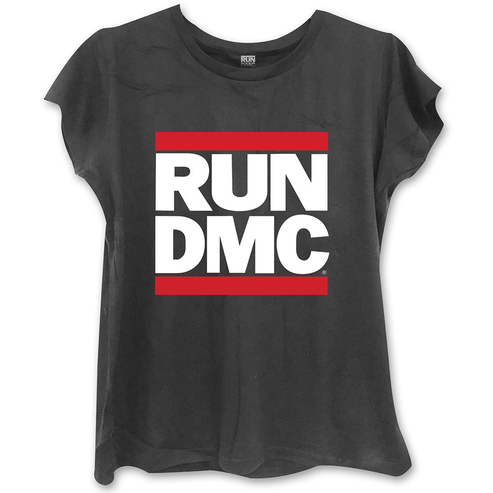 Run-DMC - Logo (Women's) (Black)