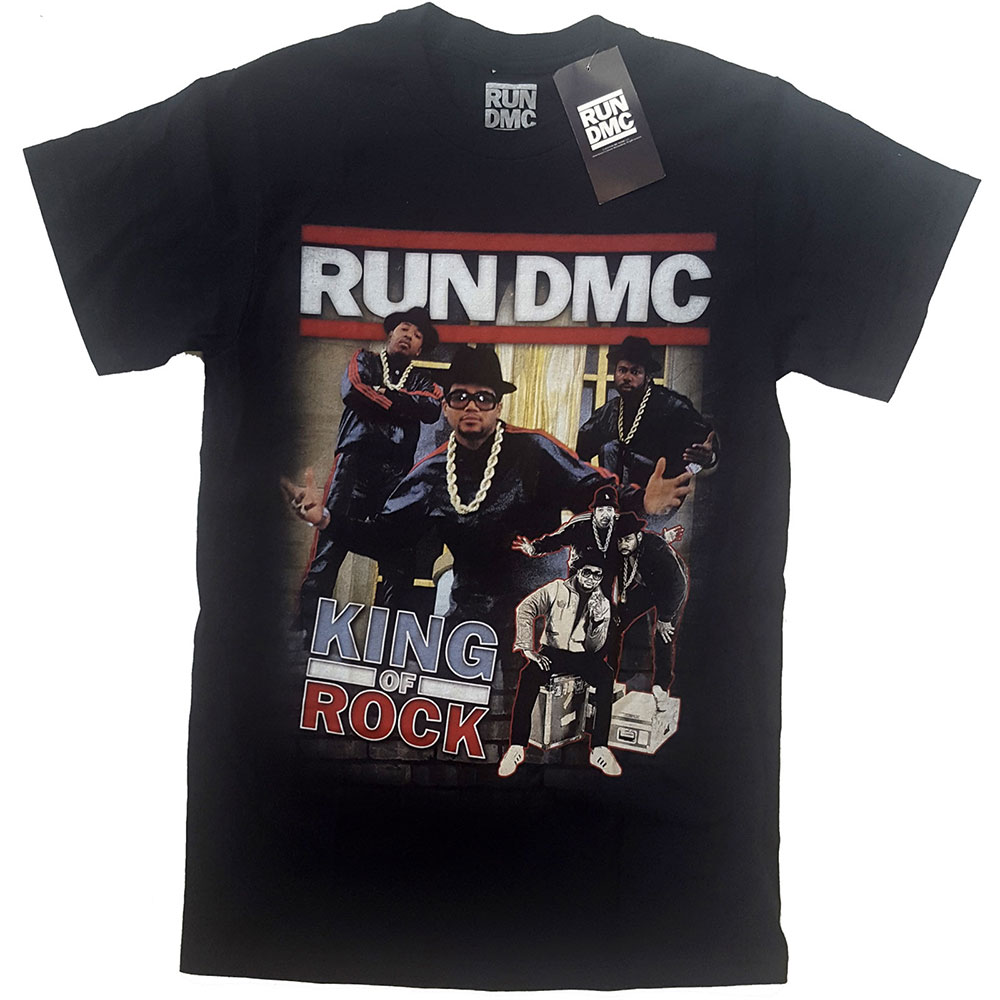 Run-DMC - King of Rock Homage