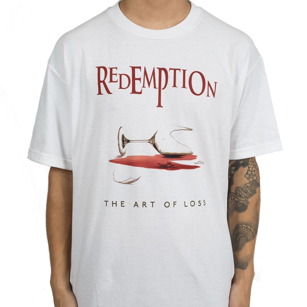Redemption - The Art Of Loss (White)
