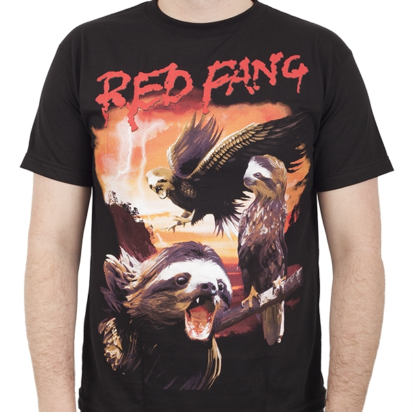 Red Fang - Sloth (Black)