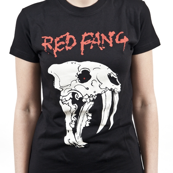 Red Fang - Fang (Black) (Womens)