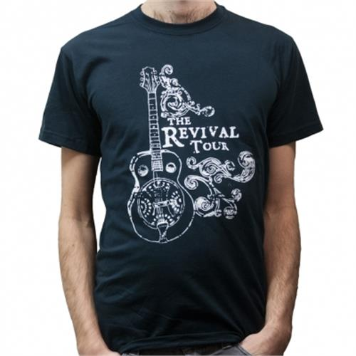 Revival Tour - Sologuitar (Black)