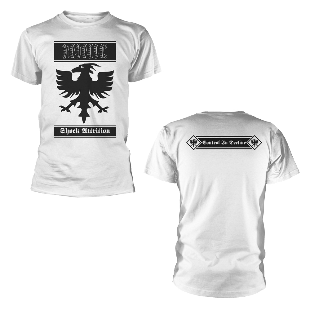 Revenge - Shock Attrition (White)