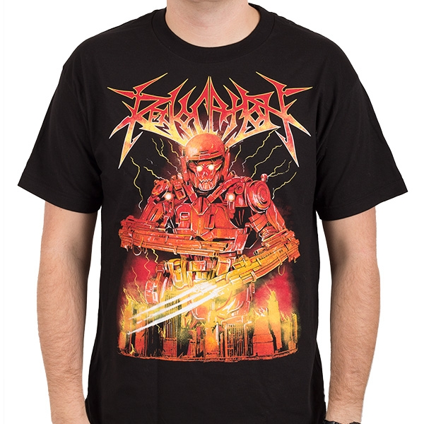 Revocation - Robot (Black)