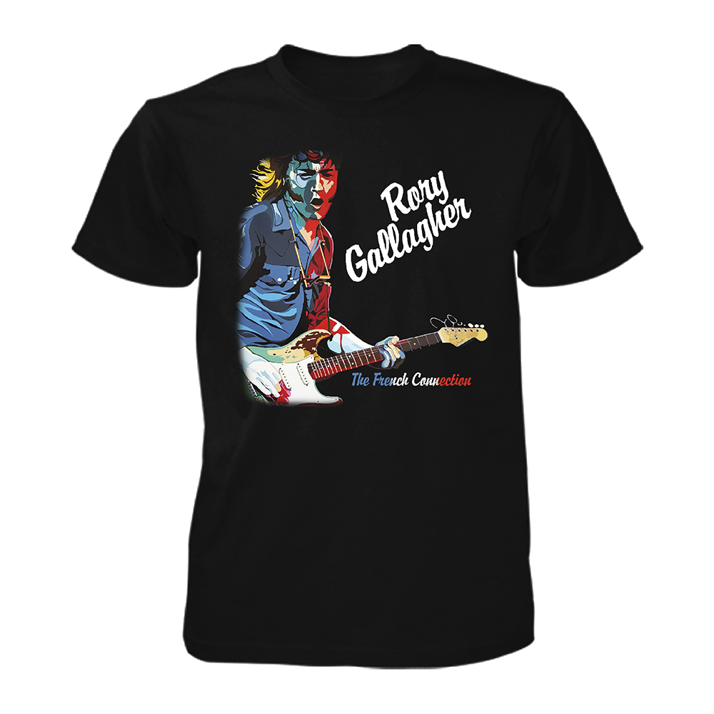 Rory Gallagher - French Connection