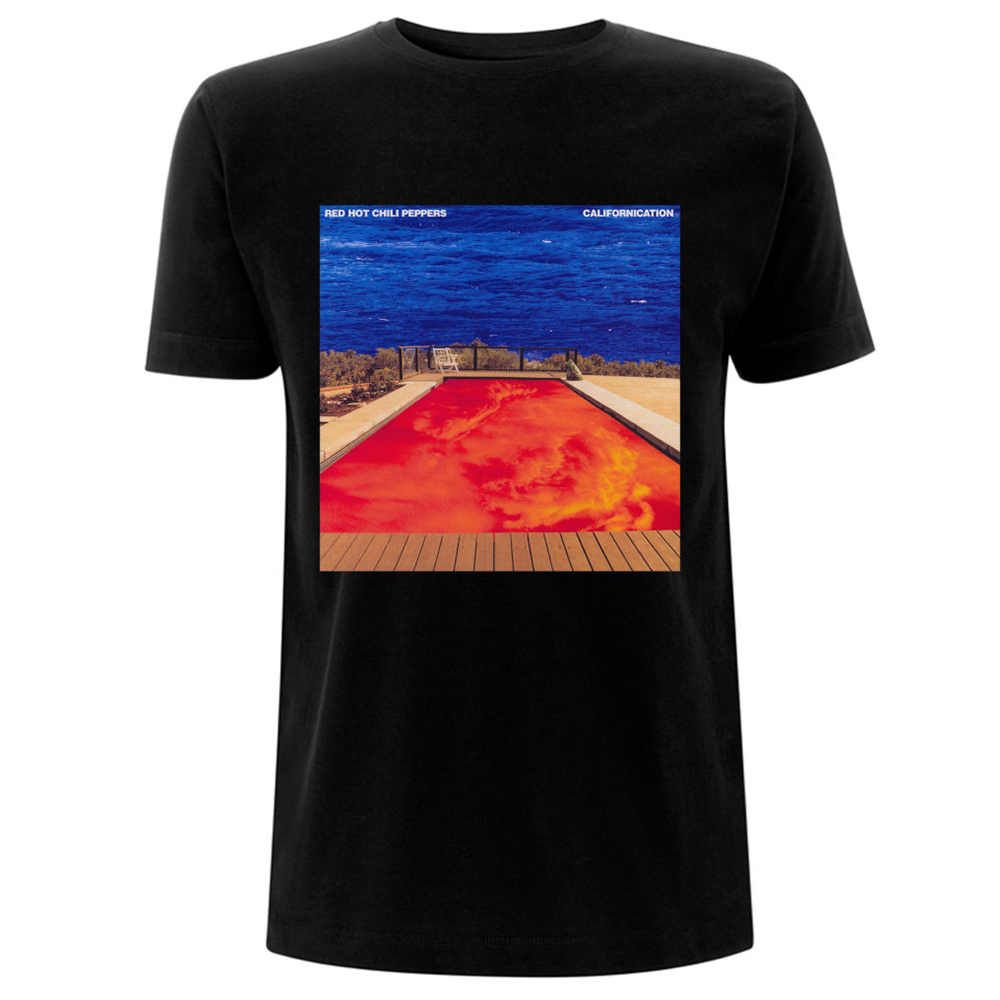 Red Hot Chili Peppers -  Californication (Black)