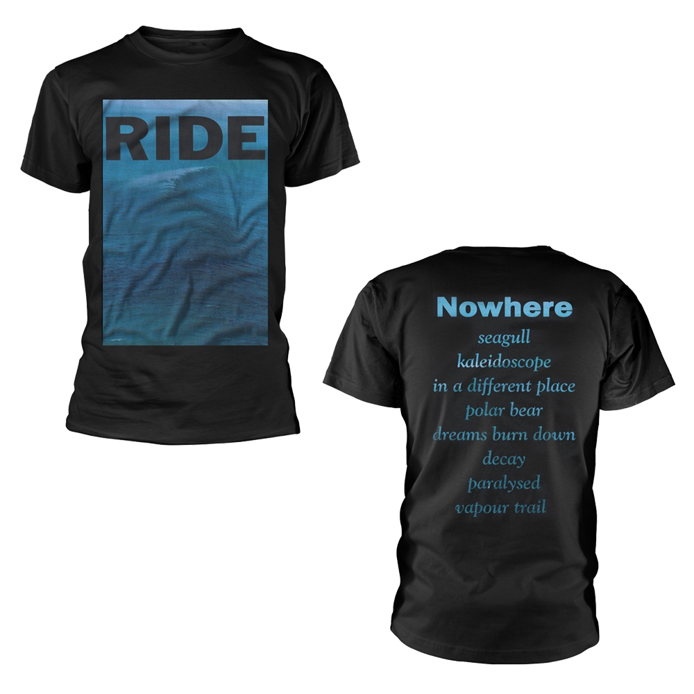 Ride - Nowhere (Black)
