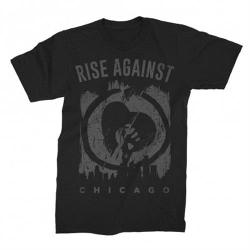 Rise Against - Skyline (Black)