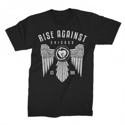 Rise Against - Wings (Black)