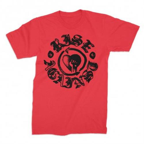 Rise Against - Fist Stamp (Red)