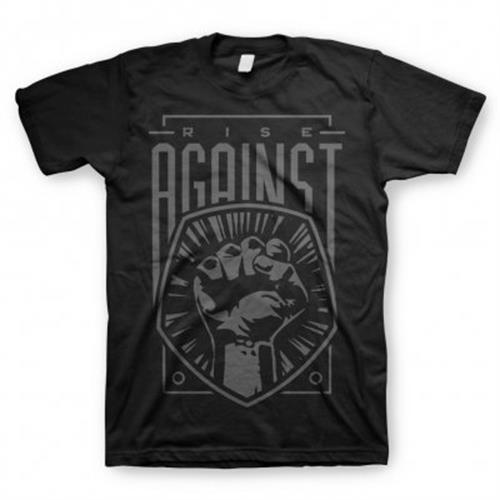 Rise Against - Fist (Black)