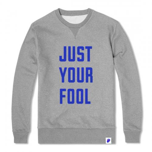 Rolling Stones - Just Your Fool (Crewneck Fleece)