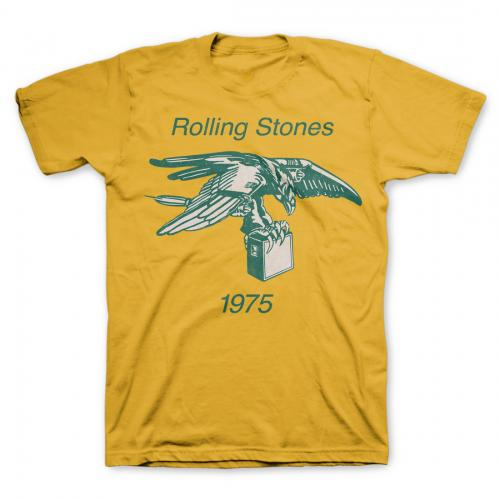 Rolling Stones - Eagle With Amp1975