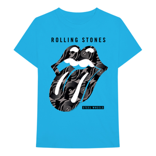 Rolling Stones - Steel Wheels (Blue)