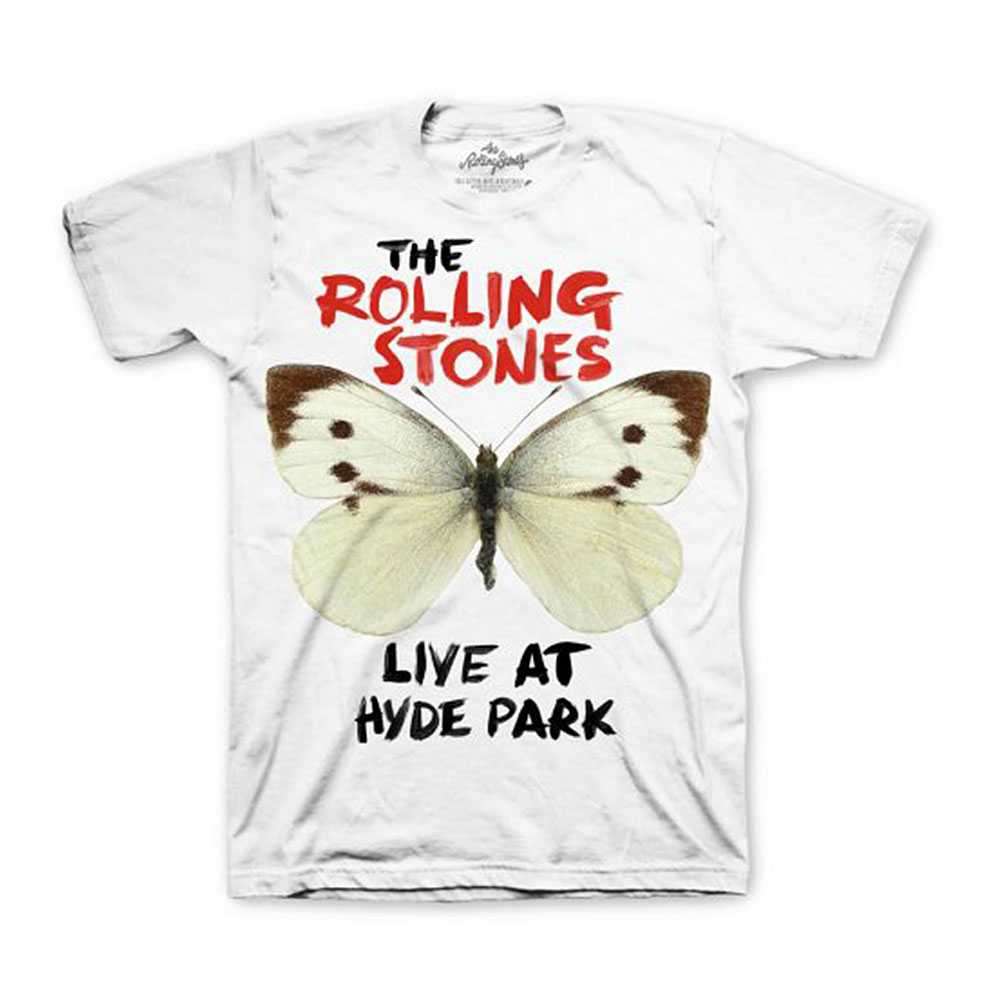 Rolling Stones - Butterfly Hyde Park