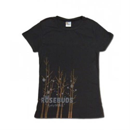 The Rosebuds - Dandelion (Charcoal) (Womens)