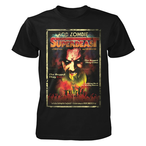 Rob Zombie - Superbeast Poster