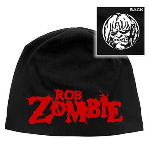 Rob Zombie - Logo (Black)