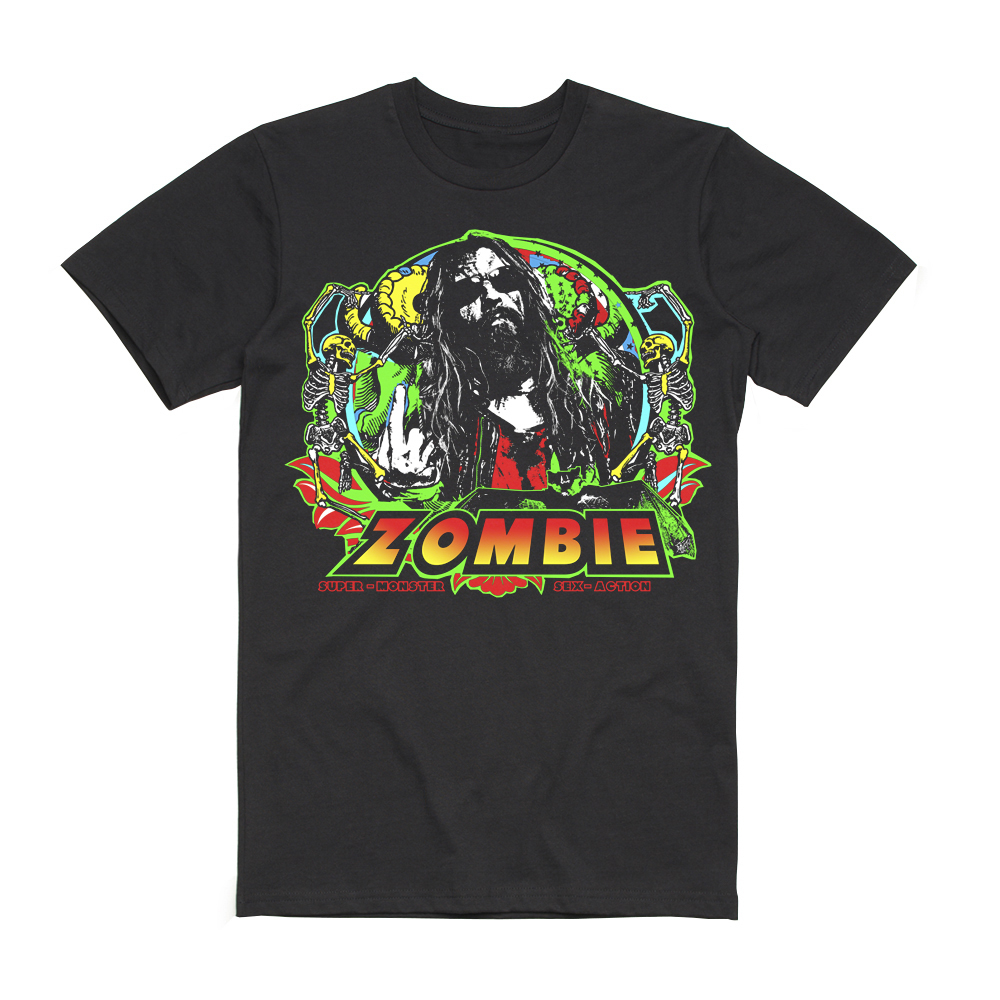 Rob Zombie - Sex Action 2019 World Tour