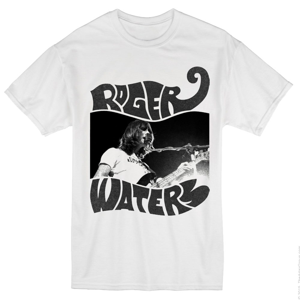 Roger Waters - Wavy Logo