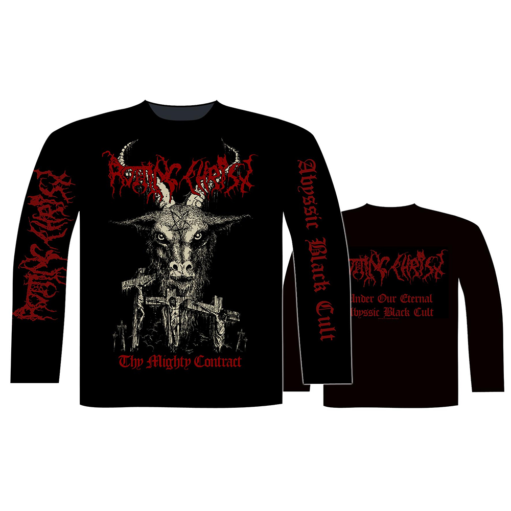 Rotting Christ - Thy Mighty Contract (Long Sleeve)