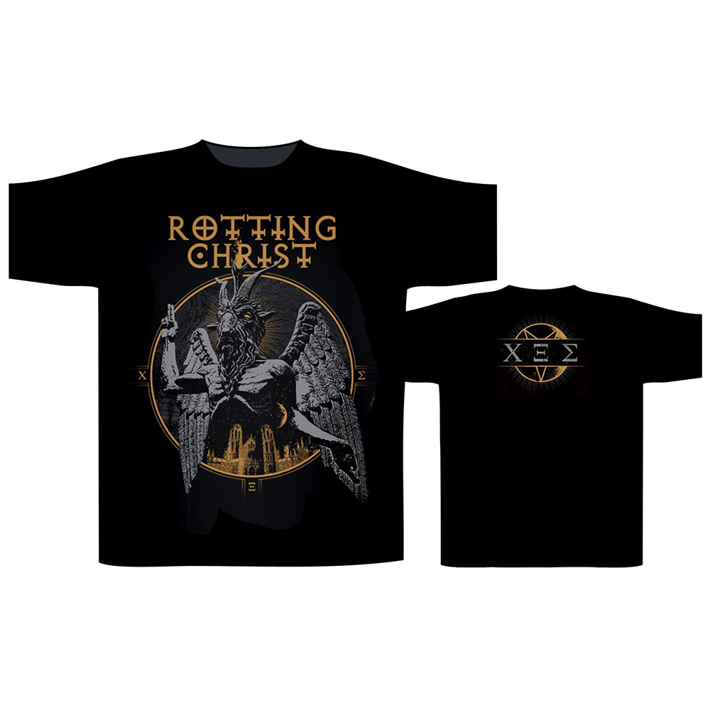 Rotting Christ - Satanica