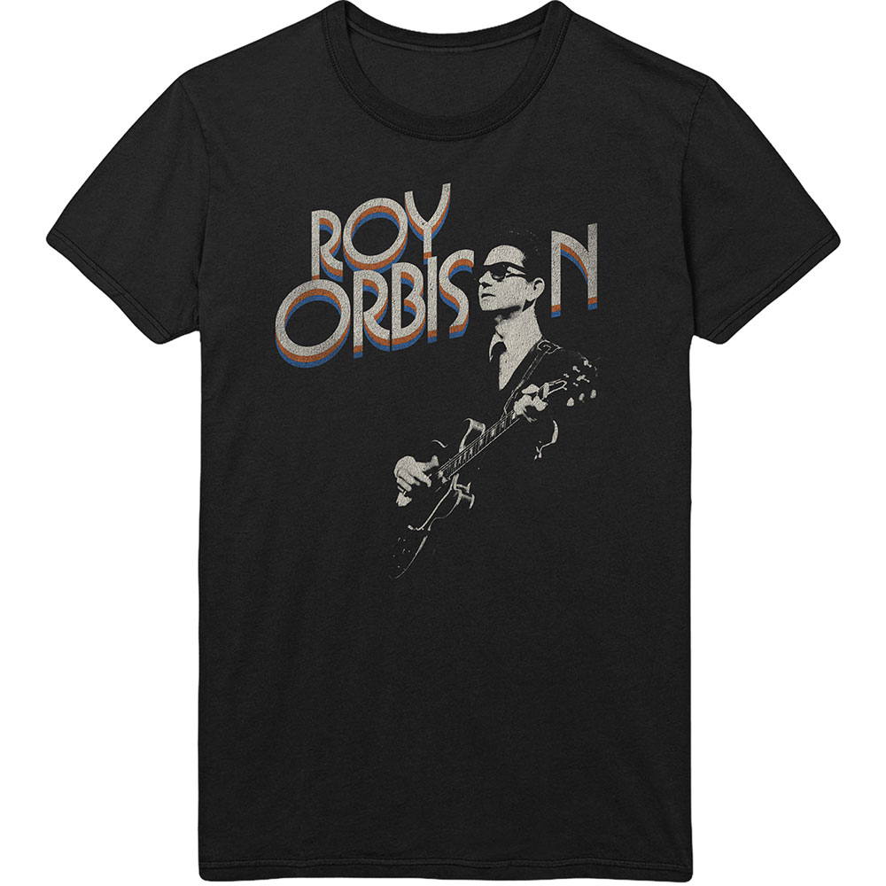 Roy Orbison - Guitar & Logo
