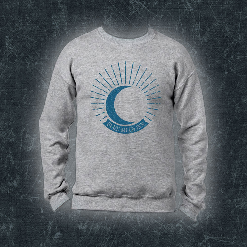 RuneScape - Rune Moon Sweat Grey