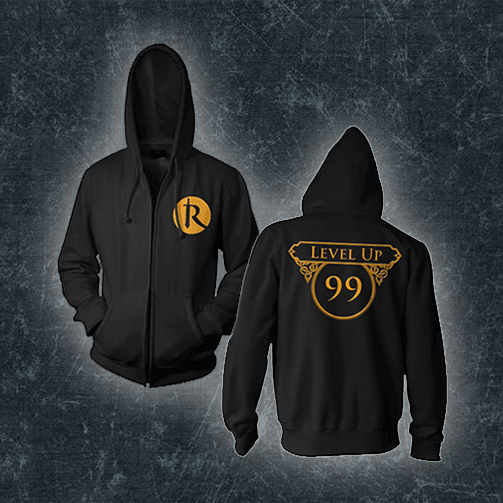 Runescape Level Up 99 Hoodie Runescape