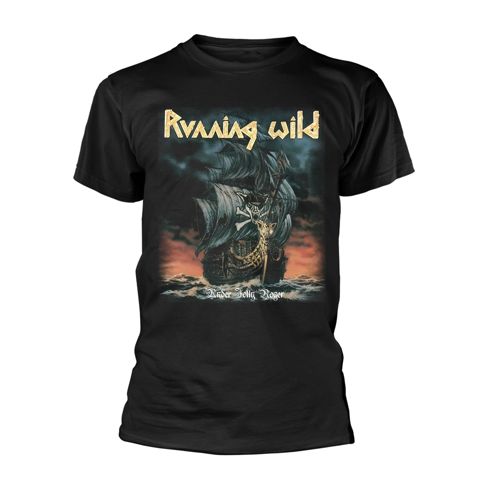 Running Wild - Under Jolly Roger (Album)