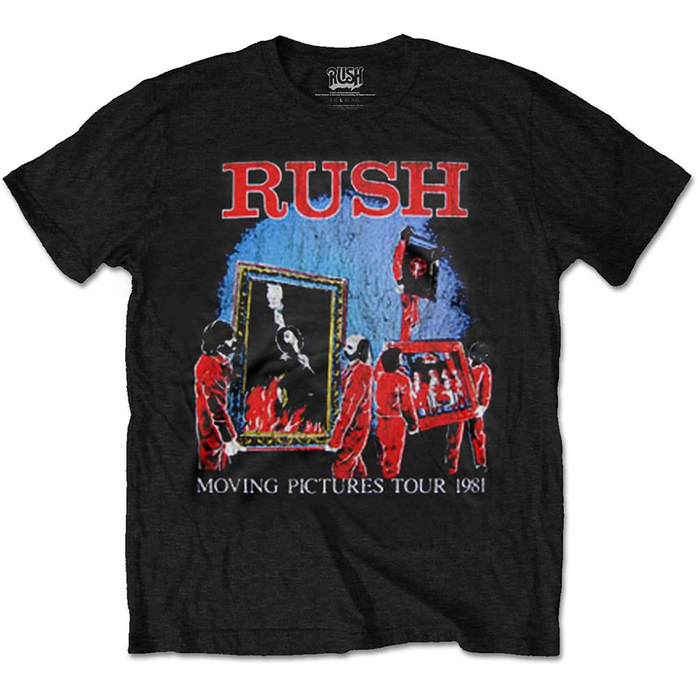 Rush - Moving Pictures Tour