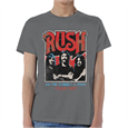 Rush World A Stage Tour 1977 T-Shirt