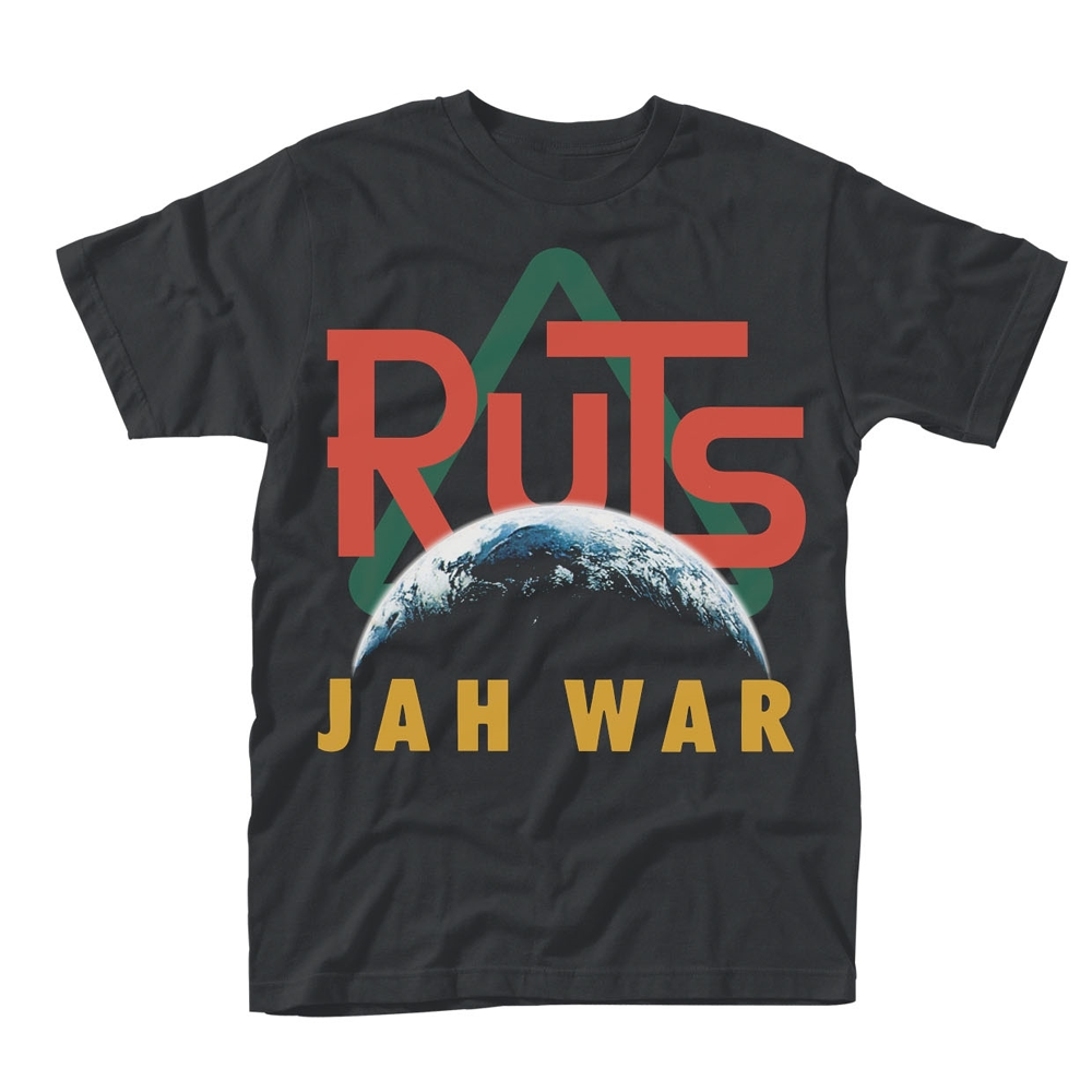 Ruts - The Jah War