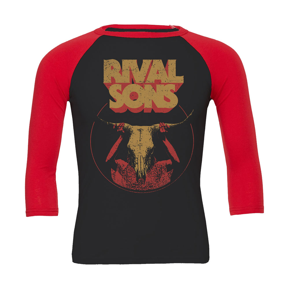 Rival Sons - Horns (Raglan)