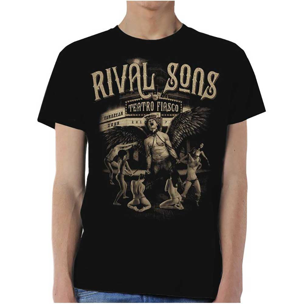 Rival Sons - Teatro Fiasco