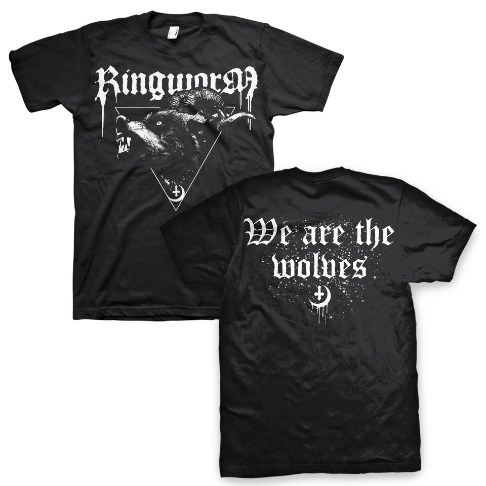 Ringworm - Wolf (Black)
