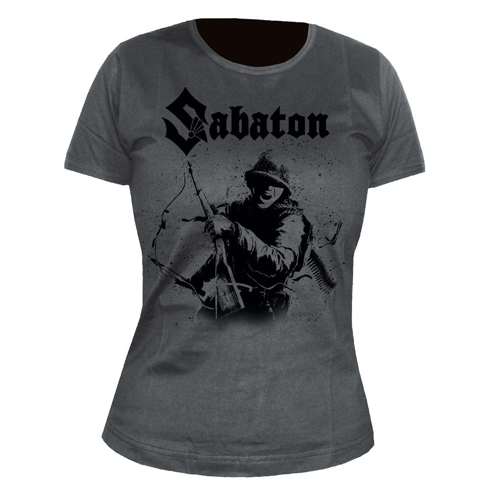 Sabaton - Choose Not To Surrender (Grey)