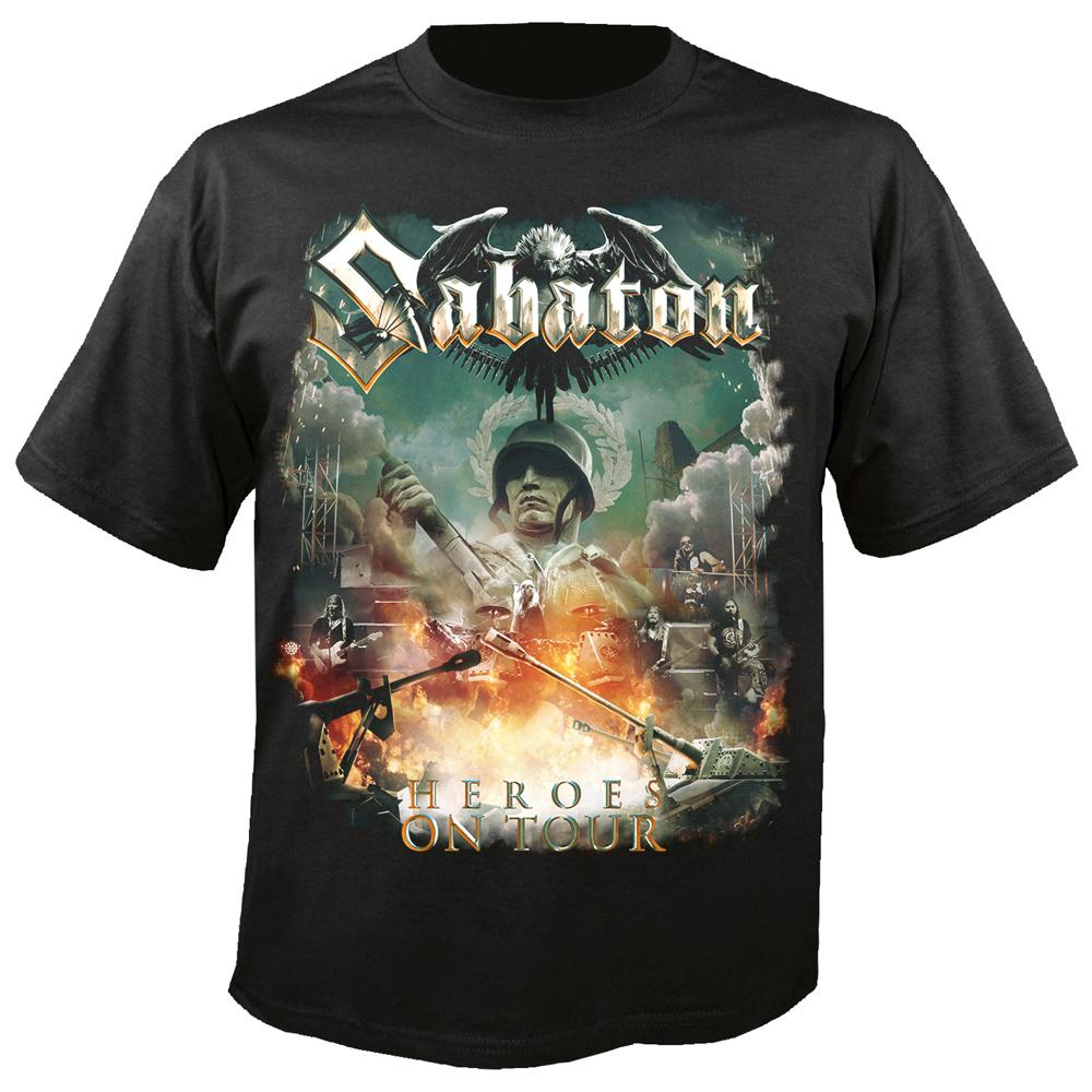 Sabaton - Heroes on Tour (Black)