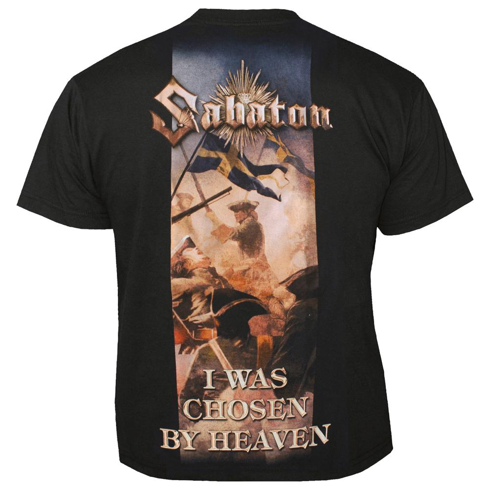 Sabaton - I Was Chosen By Heaven