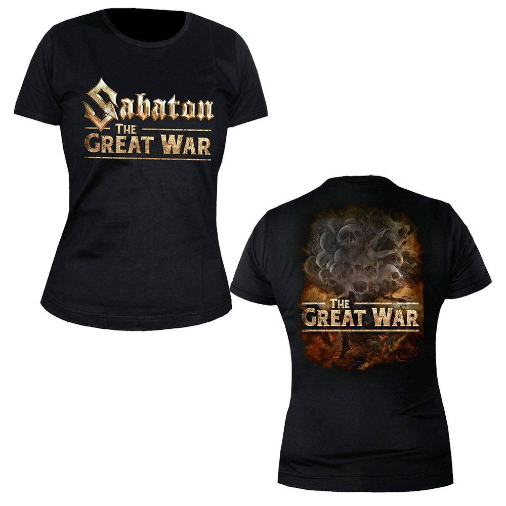 Sabaton - The Great War (Ladies)
