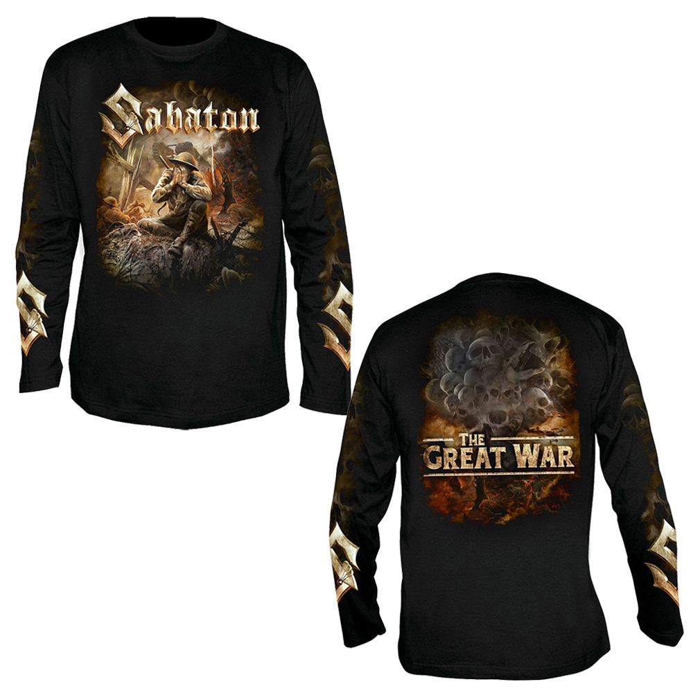Sabaton - The Great War (Longsleeve)