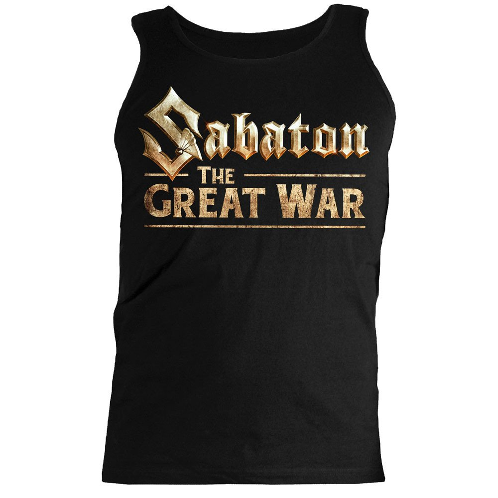 Sabaton - The Great War (Tank Top)