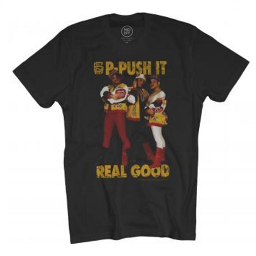 Salt-N-Pepa - P-Push It