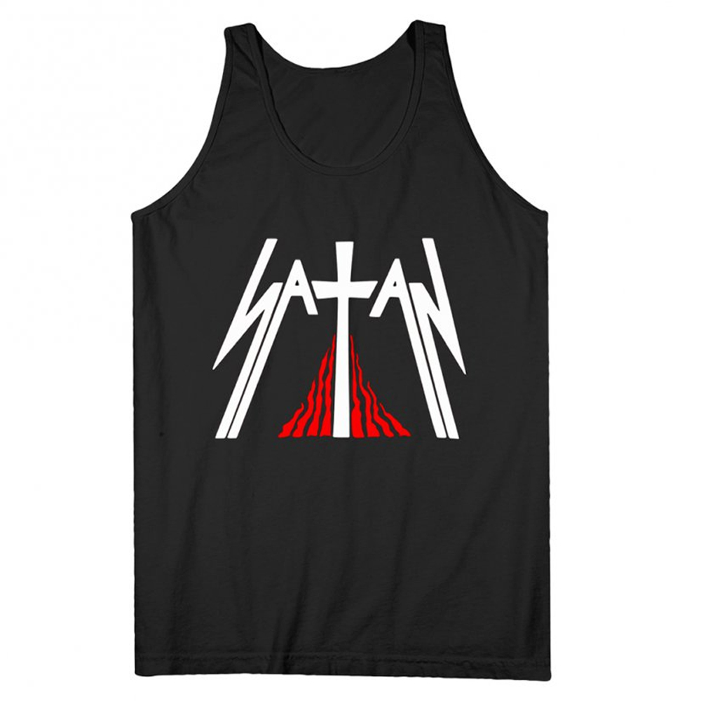 Satan - Kiss Of Death (Tank Top)