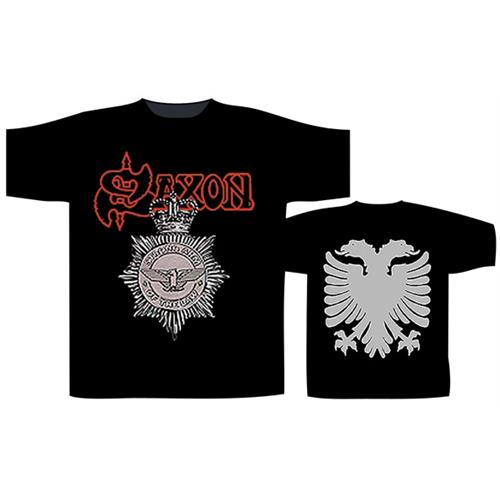 Saxon - Strong Arm Of The Law (Black)