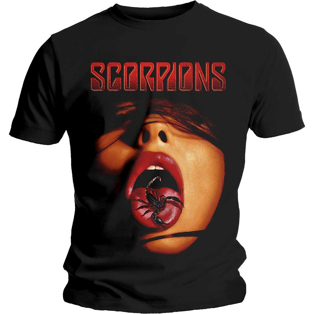Scorpions - Scorpion Tongue