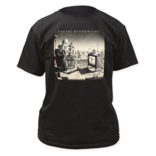 Social Distortion - Mommy's Little Monster (Black)