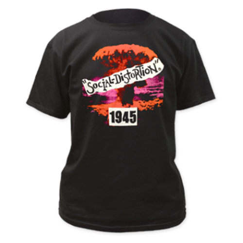 Social Distortion - 1945 (Black)