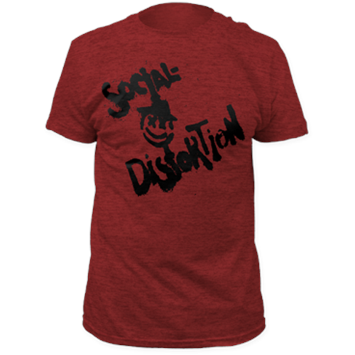 Social Distortion - Mainliner (Antique Cherry Red)